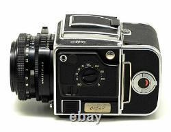 Hasselblad 201F Film Camera + A12 Film Back+80/2.8 Lens
