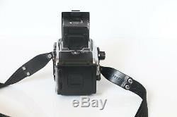Hasselblad 203FE Medium Format Film Camera + E12 Film Back Excellent