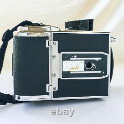 Hasselblad 500C/M CM Medium Format Camera Body with WLF & 24 Film Back