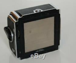 Hasselblad 500C/M with A12 & A24 backs 120mm Medium Format Film Camera