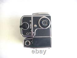 Hasselblad 500ELX Medium Format Camera Body withfilm back & power winder