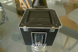 Hasselblad 500c/m 500cm Camera 150mm C F/4 A12 Film Back Excellent++ Ships Now