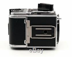Hasselblad 500c/m Medium Format Camera With A12 Film Back + Waist Level Finder