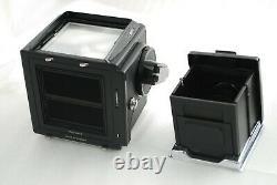 Hasselblad 501C Medium Format SLR Camera with C 80mm f2.8 A12 film Back #3976