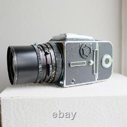 Hasselblad 503CX Film Camera + Carl Zeiss Distagon 50mm CF Lens + A12 Back A