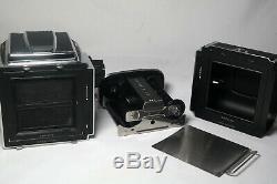 Hasselblad 503 CX + Zeiss Planar C80mm f2.8 + A12 back medium format film camera