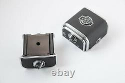 Hasselblad Magazine12 (so called A12), 6x6 Film Back, V System, all cameras