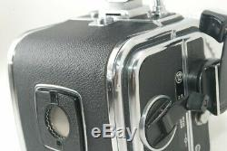Hasselblad SWC Medium format camera With A12 Film Back + Finder Very good! 19045351