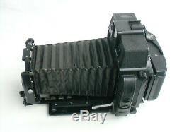 Horseman VH-R (VHR) range finder camera (910586) + 105mm cam + 6x9 rollfilm back