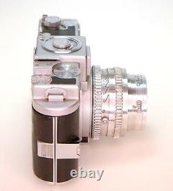 KODAK EKTRA camera with EKTAR 50mm f1.9 lens and 35mm film back