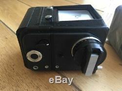 Kiev 88 CM P6 Hartblei camera body + MLU + NT film back +CLA! By Hartblei USA