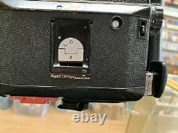 Koni Rapid Omega 200 Camera with 90mm F/3.5 with 120 Film Back