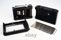 Linhof Techno Rollex Film Back 6x12 cm for 4x5 Cameras With Graflok Back RARE V2