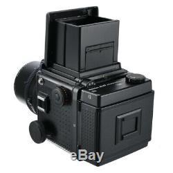 MAMIYA RZ67 6X7 PRO IID FILM CAMERA + SEKOR Z 90mm F3.5 W + PRO II 120 FILM BACK