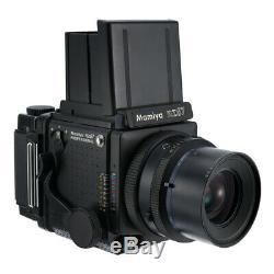MAMIYA RZ67 PRO 6X7 FILM CAMERA + SEKOR Z 90mm F3.5 LENS+ 120 ROLL FILM BACK KIT