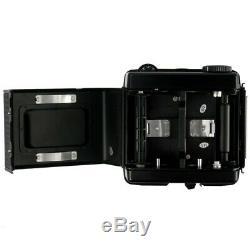 MAMIYA RZ67 PRO CAMERA + SEKOR Z 110mm F2.8 W LENS + 120 FILM BACK KIT / CLA'd