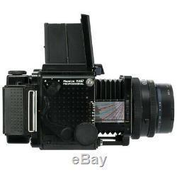 MAMIYA RZ67 PRO FILM CAMERA + SEKOR Z 110mm F2.8 LENS + 120 FILM BACK KIT /CLA'd