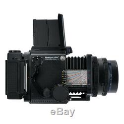 MAMIYA RZ67 PRO II 6X7 FILM CAMERA + SEKOR Z 110mm F2.8 LENS + PRO II FILM BACK