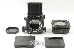 MAMIYA RZ67 PRO II Film Camera Body 120 Film Holder Back from JAPAN EXC+5 #1852
