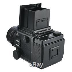 MAMIYA RZ67 RZ 6X7 PRO FILM CAMERA + SEKOR C 140mm F4.5 LENS + FILM BACK KIT