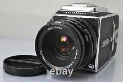 MINTHasselblad 500CM Camera + Planar T 80mm F/2.8 Lens + A12 Film Back #5056