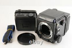 MINTMAMIYA RZ67 Pro Medium Format Film Camera +120 & 220 Film Back Pro II JP