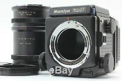 MINTMamiya RZ67 Pro Body Medium Format Camera 120 Film Back From Japan E-0524
