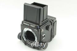 MINTMamiya RZ67 Pro II Medium Format Camera body with120 ll Film Back JAPAN #164