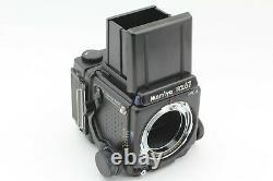 MINTMamiya RZ67 Pro II Medium Format Film Camera Body 120 Film Back x2 Japan