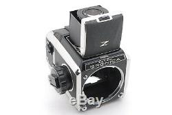 MINT Bronica S2A 6x6 Film Camera Nikkor 75mm f/2.8 Film back From Japan
