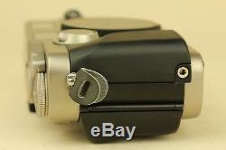 MINT- Contax G2D Data Back GD-2 35mm Rangefinder Film Camera