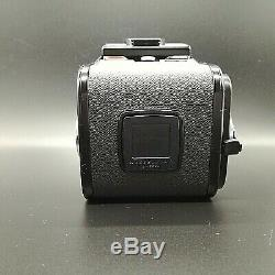MINT Hasselblad 501C Medium Format Film Camera with A12 typeIV Film Back JAPAN