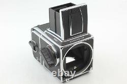 MINT Hasselblad 503CW ISO 3200 Type IV Film Back Acute Matte D Screen Japan 52