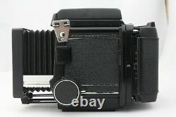MINT MAMIYA RB67 Pro S Camera C 127mm F/3.8 Lens 120 Film Back from Japan