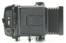 MINT Mamiya RB67 PRO S Camera with Waist Level Finder 120 Film Back From Japan
