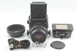 MINT+ Mamiya RB67 Pro SD Camera + KL K/L 90mm f/3.5 L Lens 120 Film Back JAPAN