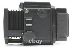 MINT Mamiya RZ67 PRO Camera + Sekor Z 90mm F/3.5 W Lens +120 Back From Japan