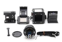 MINT Mamiya RZ67 Pro II Camera + Z 110mm f2.8 W Lens + 120 Film Back II JAPAN
