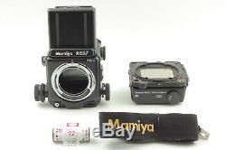 MINT Mamiya RZ67 Pro II Film Camera Body with 120 Film Back from JAPAN #1376