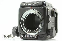 MINT Mamiya RZ67 Pro II Medium Format Film Camera 120 Film Back From JAPAN