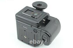 MINT PENTAX 645N Camera SMC A 55mm Lens 120 Film back Strap From JAPAN