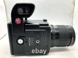 MINT PENTAX 645 Film Camera + SMC A 45mm f2.8 Lens + 120 Film Back From JAPAN