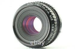 MINT PENTAX 645 Medium Format Camera + A 75mm f2.8 120 Film Back From JAPAN