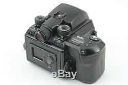 MINT PENTAX 645 N Medium Format Camera Body Only with120 film Back From JAPAN