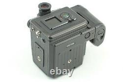 MINT Pentax 645N + FA 45mm F/2.8 120 Film back x 3 Camera From Japan #116
