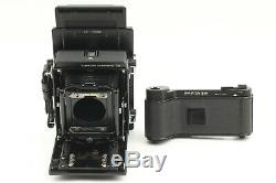 MINT Topcon Horseman VH Camera with Slider 6x9 120 Film Back from Japan A076