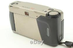 MINT in BOX Contax T2 35mm Point & Shoot Film Camera with Data Back JAPAN #534