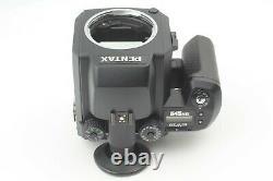 MINT in BOX Pentax 645N II NII Medium Format Film Camera & 120 Film back Japan