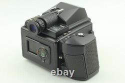 MINT+++ in Box Pentax 645 Medium Format Camera Body with 120 Film Back JAPAN