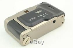 MINT in CASE with STRAP Contax T2D T2 D Data Back 35mm Film Camera from JAPAN